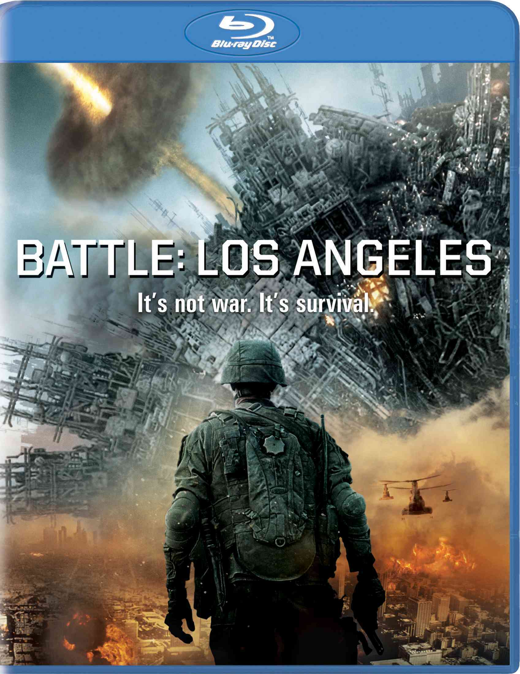 BATTLE:LOS ANGELES BY ECKHART,AARON (Blu-Ray)