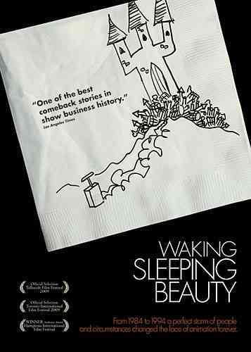WAKING SLEEPING BEAUTY BY BURTON,TIM (DVD)